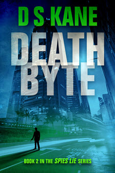 Cover of DeathByte by D.S. Kane