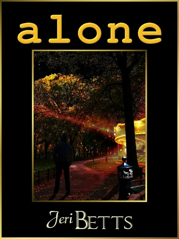 Cover of Alone