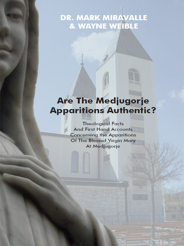 Cover of Are the Medjugorje Apparitions Authentic?