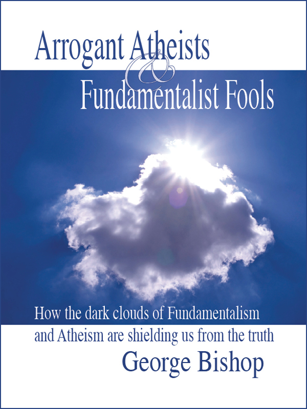 Cover of Arrogant Atheists and Fundamentalist Fools