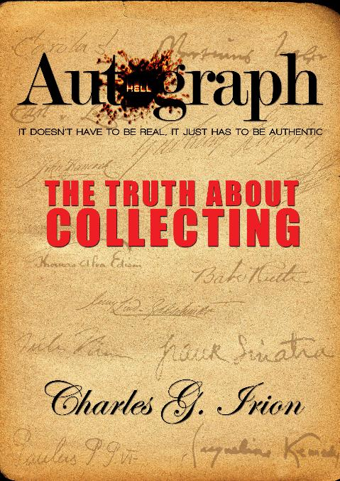 Cover of Autograph Hell