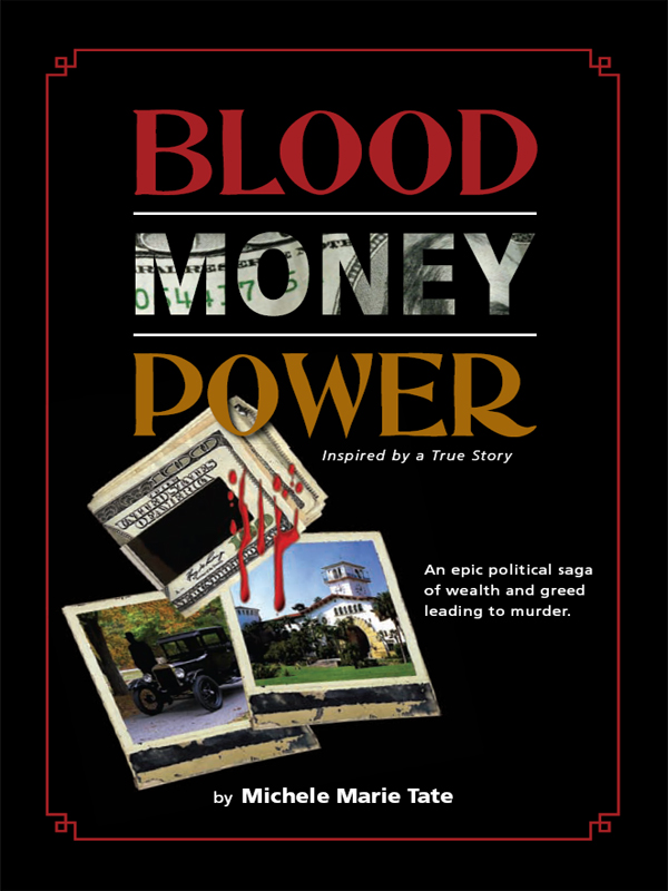 Cover of Blood, Money, Power