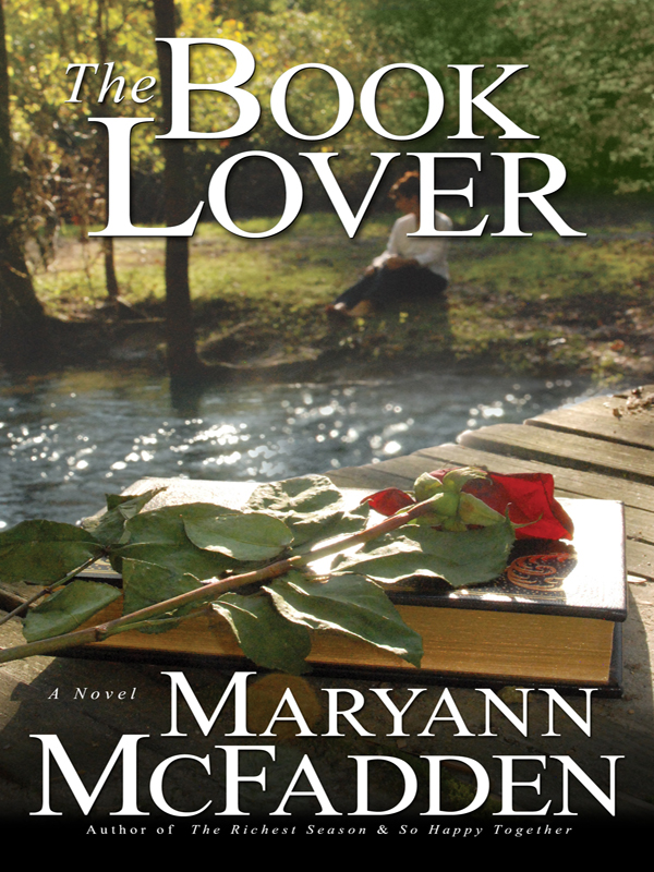 Cover of The Book Lover