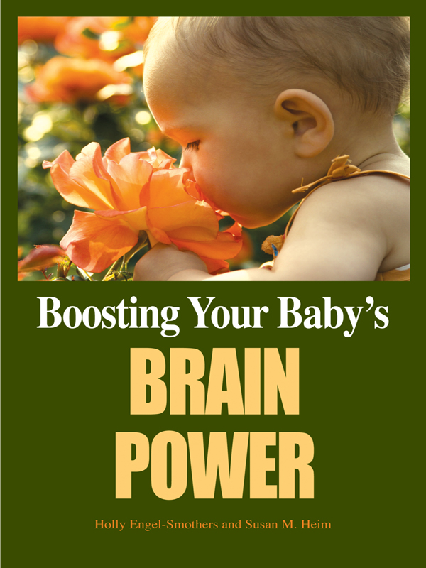 Cover of Boosting Your Baby's Brain Power