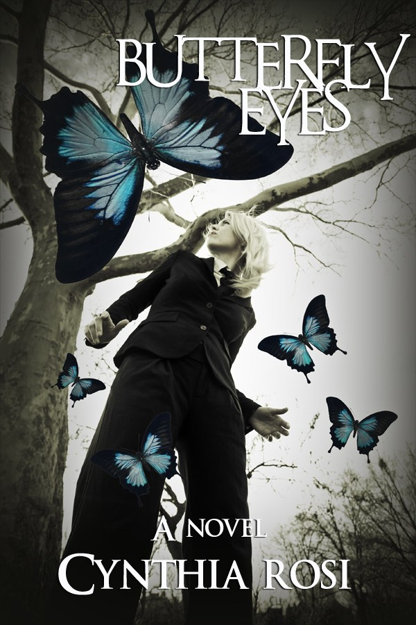 Cover of Butterfly Eyes