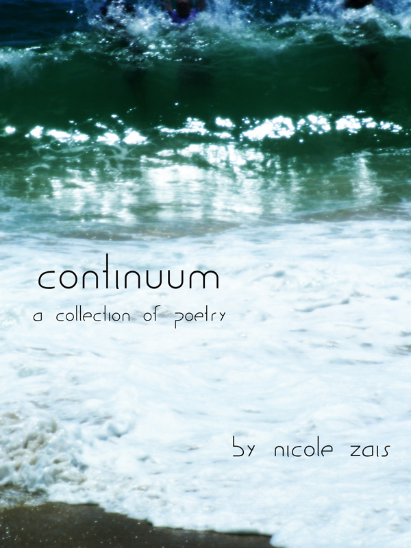 Cover of Continuum: A collection of poetry
