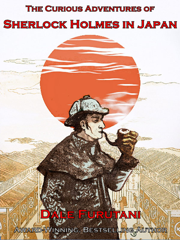 Cover of The Curious Adventures of Sherlock Holmes in Japan