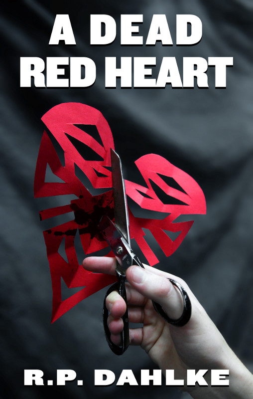 Cover of A Dead Red Heart