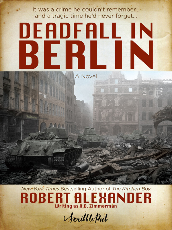 Cover of Deadfall in Berlin