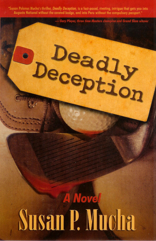 Cover of Deadly Deception