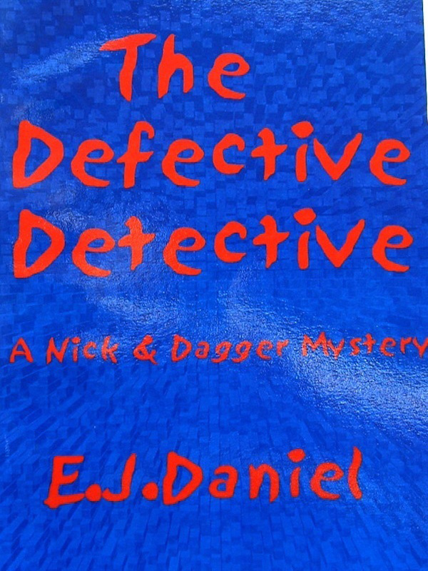 Cover of The Defective Detective