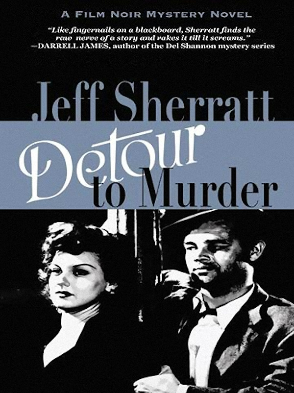 Cover of Detour to Murder
