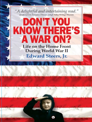 Cover of Don't You Know There's A War On?