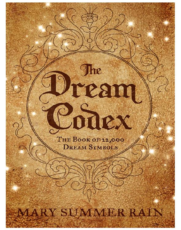 Cover of The Dream Codex