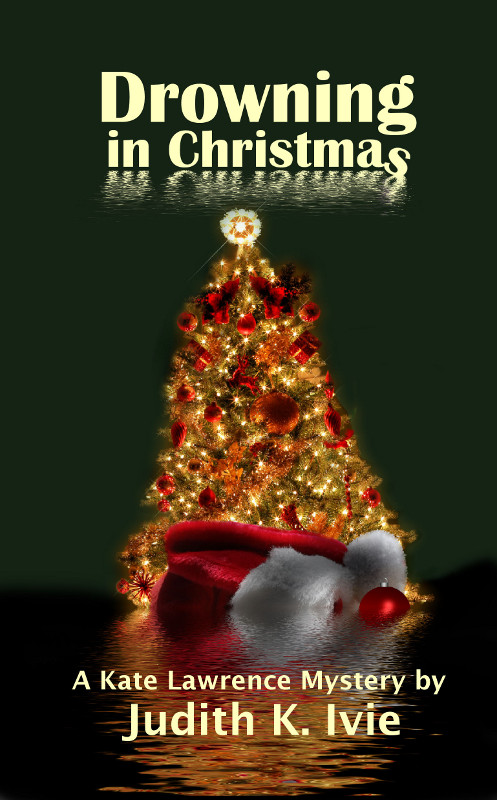 Cover of Drowning in Christmas