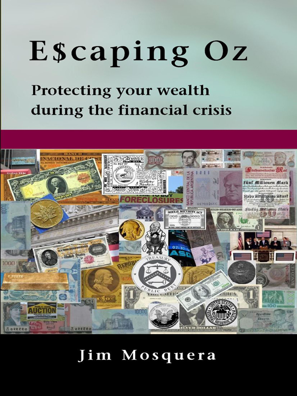 Cover of E$caping Oz