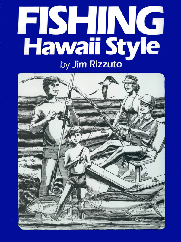 Cover of FISHING Hawaii Style