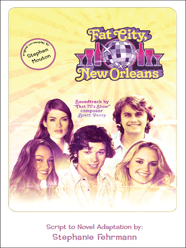 Cover of Fat City, New Orleans