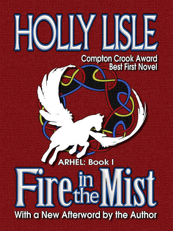 Cover of Fire in the Mist: Arhel Book 1