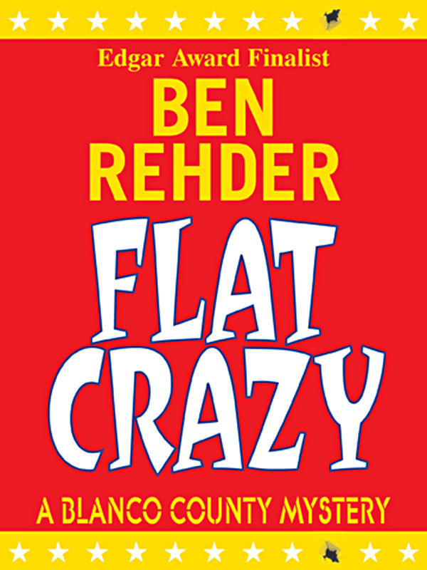 Cover of Flat Crazy