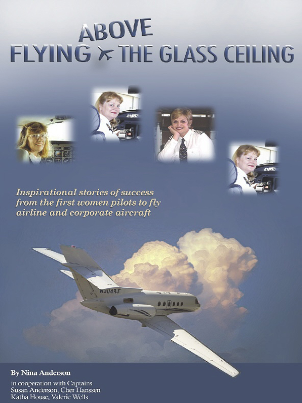 Cover of Flying Above the Glass Ceiling