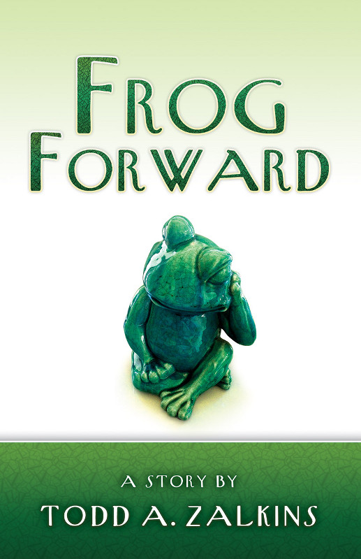 Cover of Frog Forward