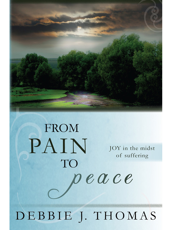 Cover of From Pain to Peace