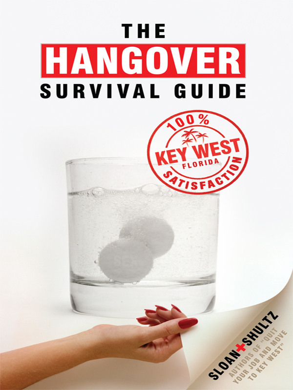 Cover of The Hangover Survival Guide