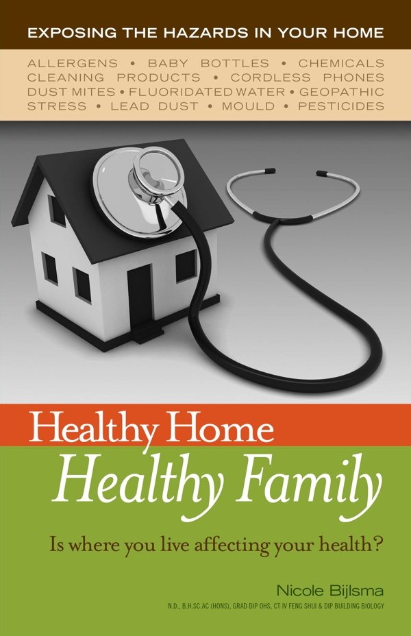 Cover of Healthy Home Healthy Family
