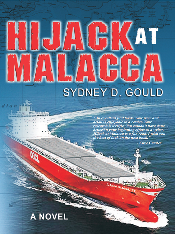 Cover of Hijack at Malacca
