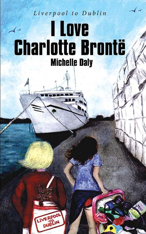 Cover of I Love Charlotte Bronte