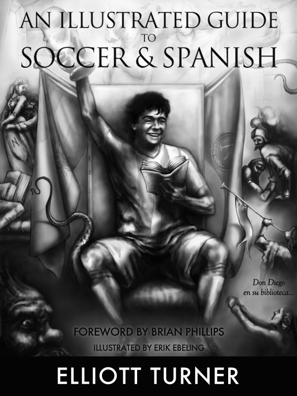 Cover of An Illustrated Guide to Soccer and Spanish