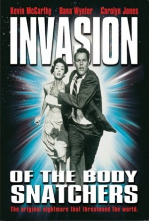 Poster of the Invasion of the Body Snatchers Movie from 1957