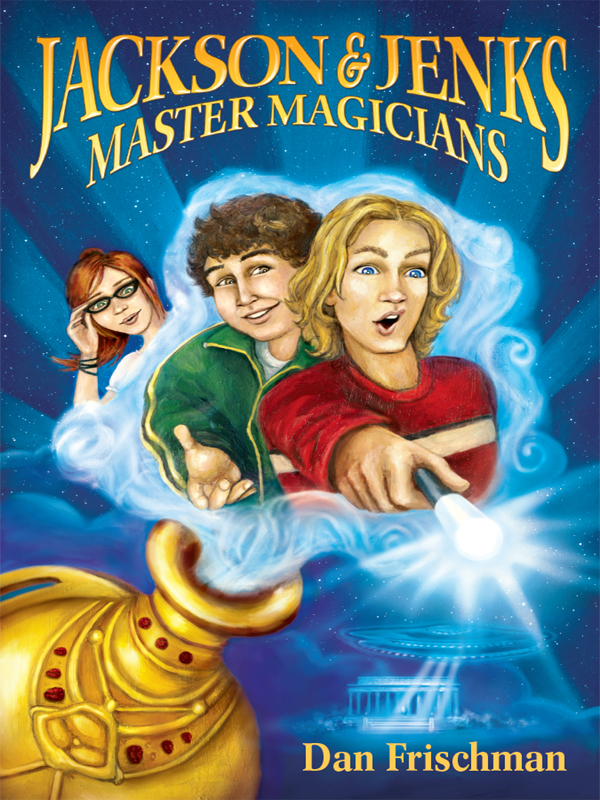 Cover of Jackson & Jenks, Master Magicians