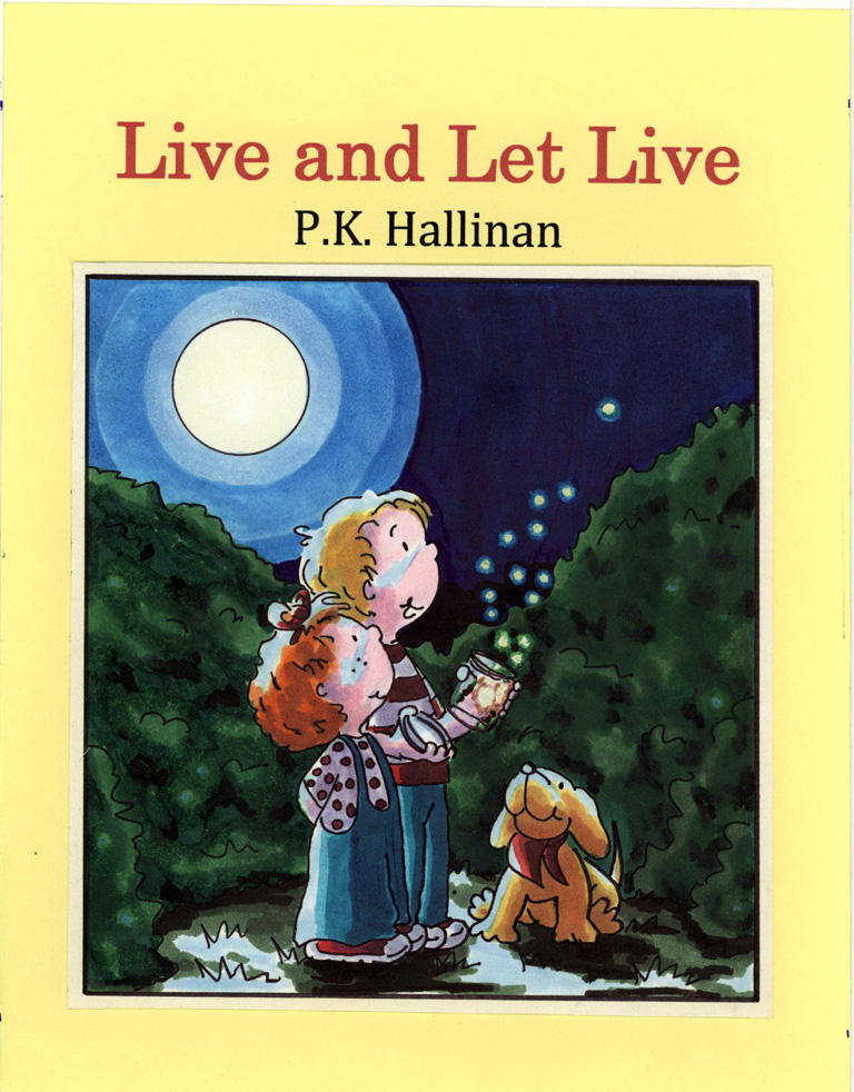 Cover of Live and Let Live