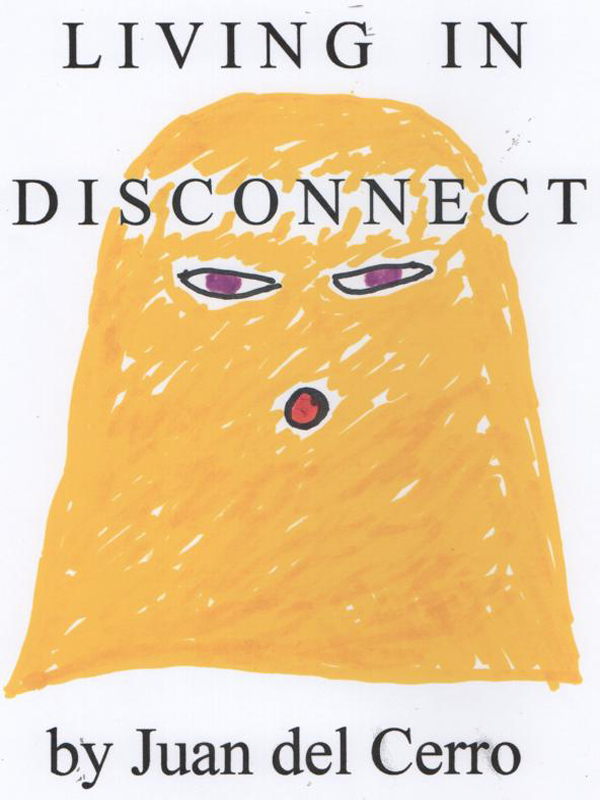 Cover of Living in Disconnect