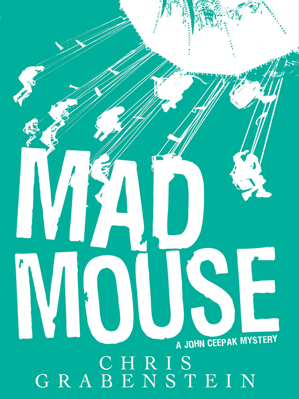 Cover of Mad Mouse