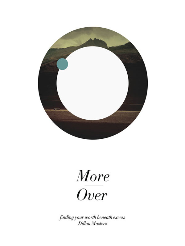 Cover of MoreOver: Finding Your Worth Beneath Excess