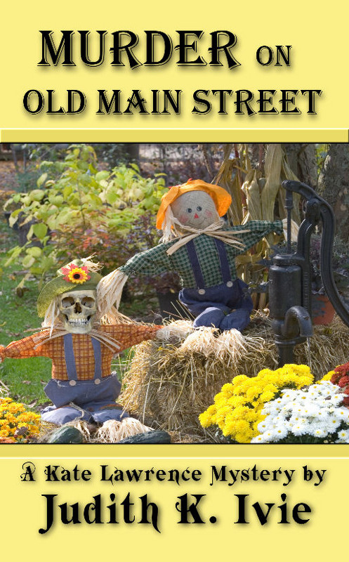 Cover of Murder on Old Main Street