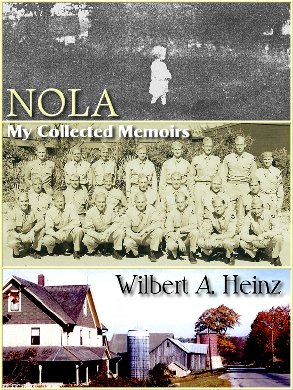 Cover of Nola (My Collected Memoirs)