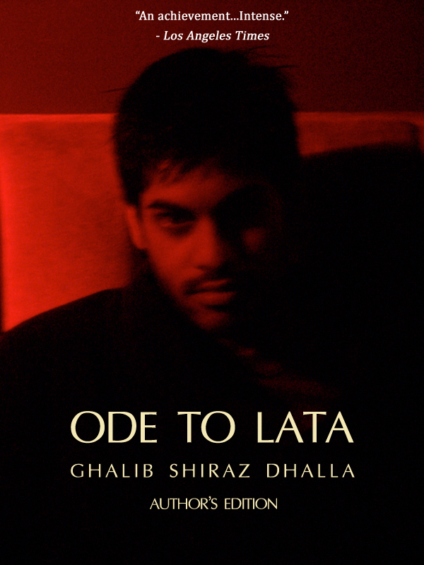 Cover of Ode to Lata, Author's Edition