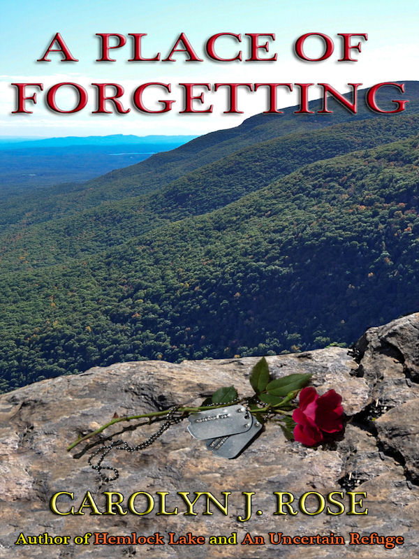 Cover of A Place of Forgetting