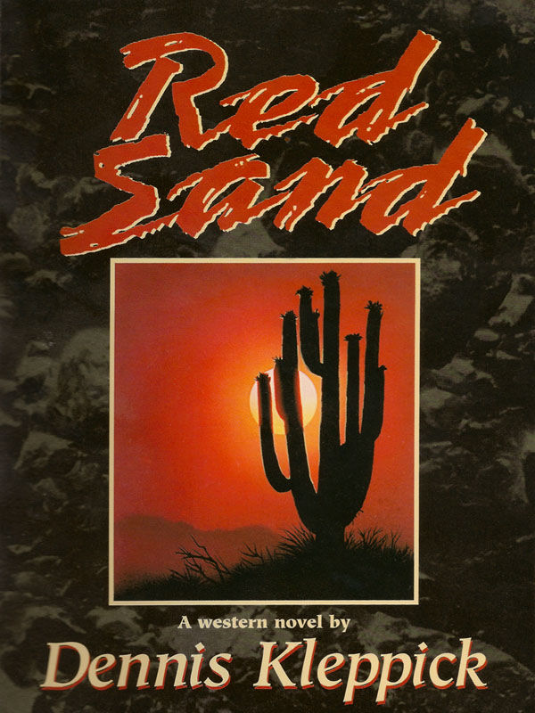 Cover of Red Sand