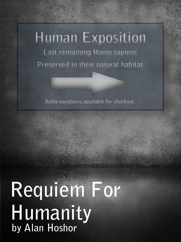 Cover of Requiem for Humanity
