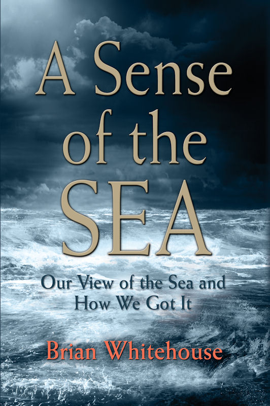 Cover of A Sense of the Sea