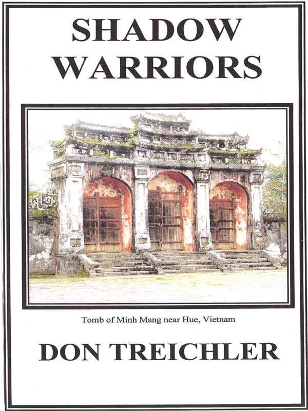 Cover of Shadow Warriors