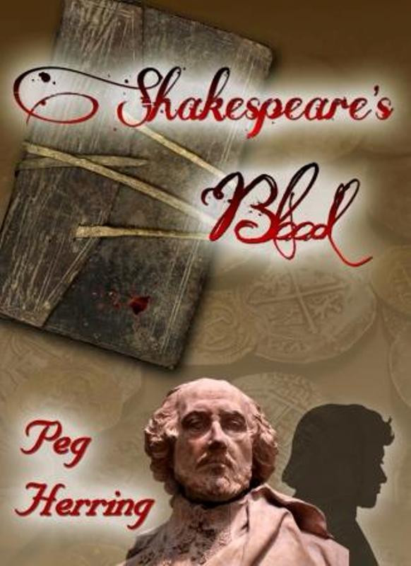 Cover of Shakespeare's Blood