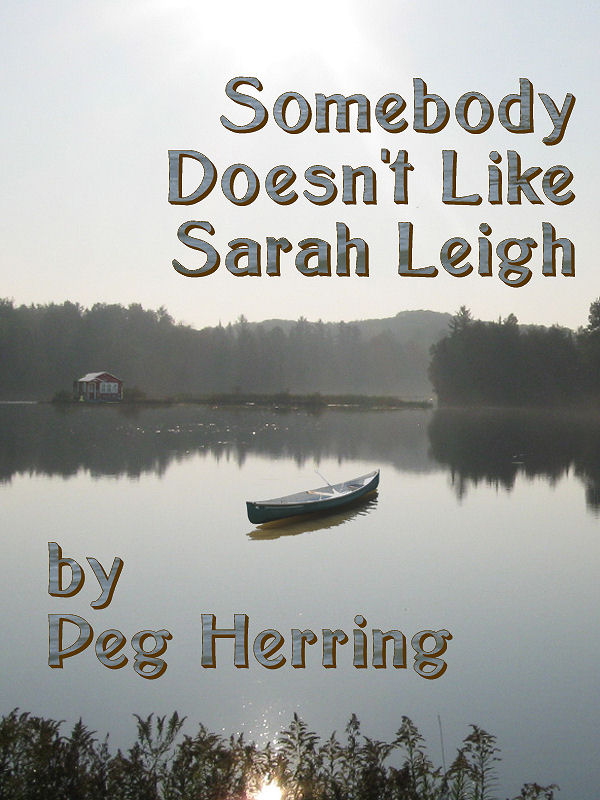 Cover of Somebody Doesn't Like Sarah Leigh