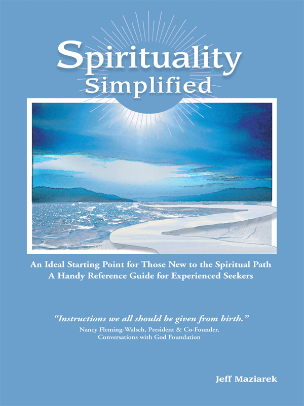 Cover of Spirituality Simplified