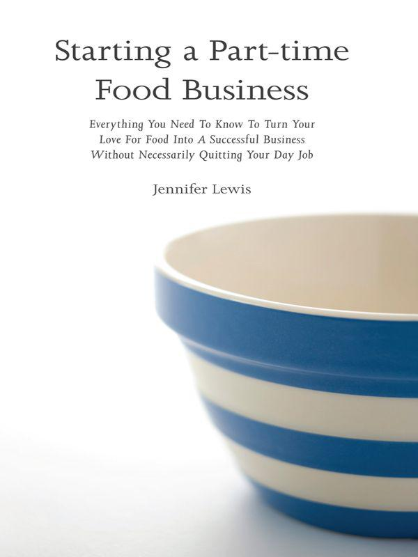 Cover of Starting a Part-Time Food Business